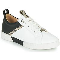 Scarpe Bambina Sneakers basse JB Martin GELATO Bianco / Nero