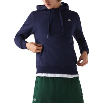 Abbigliamento Uomo Felpe Lacoste sh1527 Blu