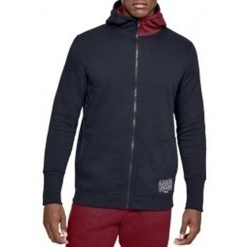 Abbigliamento Uomo Felpe Under Armour Baseline Fleece FZ Hoodie nero