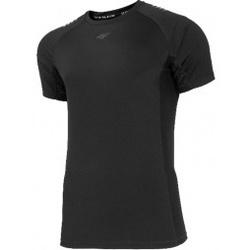 Abbigliamento Uomo T-shirt maniche corte 4F Mens Functional nero