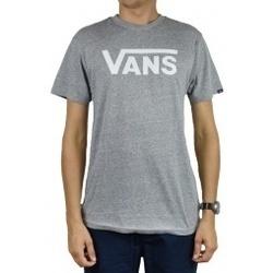 Abbigliamento Uomo T-shirt maniche corte Vans Classic Heather Athletic Tee grigio
