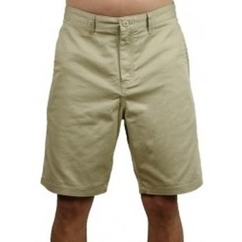 Abbigliamento Uomo Shorts / Bermuda Vans Authentic Stretch 50 Short grigio