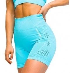Abbigliamento Donna Shorts / Bermuda Gymhero California Cute Shorts blu
