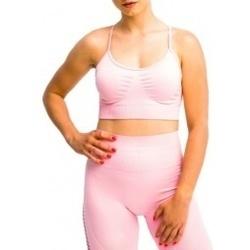 Abbigliamento Donna Reggiseno sportivo Gymhero California Cute Bra rosa