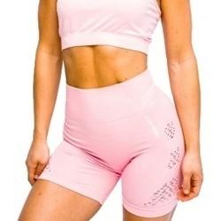 Abbigliamento Donna Shorts / Bermuda Gymhero California Cute Shorts rosa
