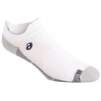 Accessori Calzini Asics Road Ped Double Tab Socks bianco