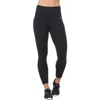 Abbigliamento Donna Pantaloni Asics Seamless Cropped Tight nero