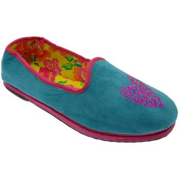 Scarpe Donna Pantofole De Fonseca DEFONFIUACCazz blu