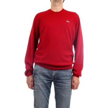 Abbigliamento Uomo Maglioni Lacoste AH2210 00 Maglioni Uomo bordeaux bordeaux