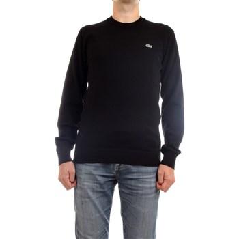 Abbigliamento Uomo Maglioni Lacoste AH2193 00 Maglia Uomo nero nero