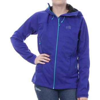Abbigliamento Donna giacca a vento Millet MIV7592-6931 Blu