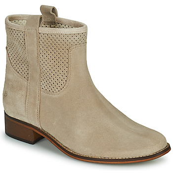 Scarpe Donna Stivaletti Betty London OSEILAN Beige