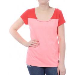 Abbigliamento Donna T-shirt maniche corte Millet MIV7800-8467 Rosa