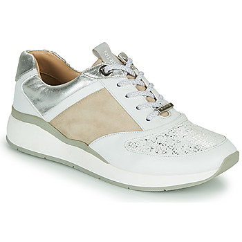 Scarpe Bambina Sneakers alte JB Martin 1KALIO Bianco