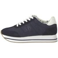 Scarpe Donna Sneakers basse S.Oliver 552361222805 Blu marino