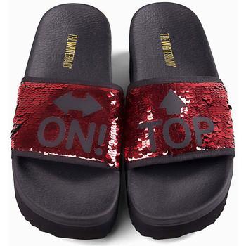 Scarpe Donna Sneakers Thewhitebrand High on top Nero