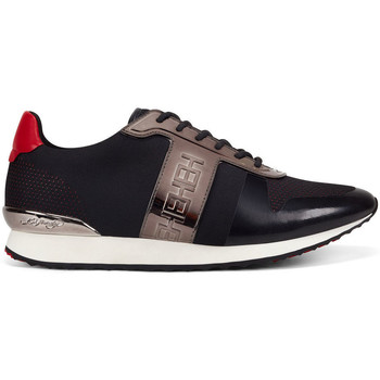 Scarpe Uomo Sneakers basse Ed Hardy - Mono runner-metallic black/gunmetal Nero