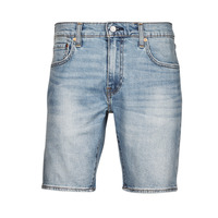 Abbigliamento Uomo Shorts / Bermuda Levi's 411 Slim Short Blu