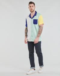 Abbigliamento Uomo Jeans dritti Levi's 502 TAPER Blu
