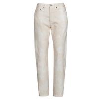 Abbigliamento Donna Jeans boyfriend Levi's 501 CROP Peche