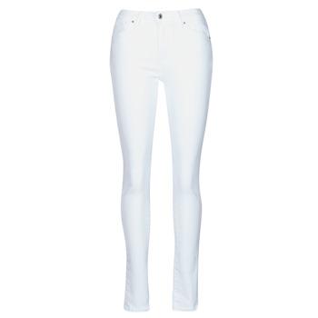 Abbigliamento Donna Jeans skynny Levi's 721 HIGH RISE SKINNY Bianco