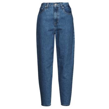 Abbigliamento Donna Jeans boyfriend Levi's HIGH LOOSE TAPER Blu