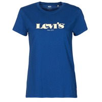 Abbigliamento Donna T-shirt maniche corte Levi's THE PERFECT TEE Blu