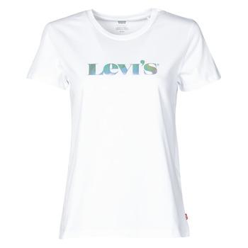 Abbigliamento Donna T-shirt maniche corte Levi's THE PERFECT TEE Bianco
