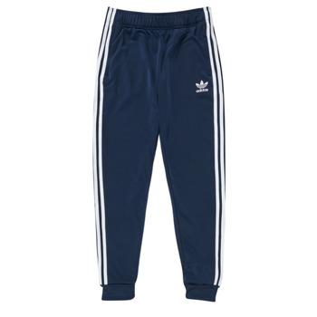 Abbigliamento Unisex bambino Pantaloni da tuta adidas Originals GN8454 Blu