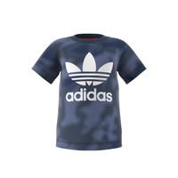 Abbigliamento Bambino T-shirt maniche corte adidas Originals GN4116 Blu