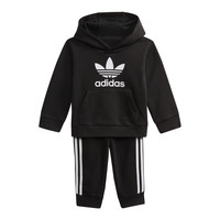 Abbigliamento Unisex bambino Felpe adidas Originals DV2809 Nero