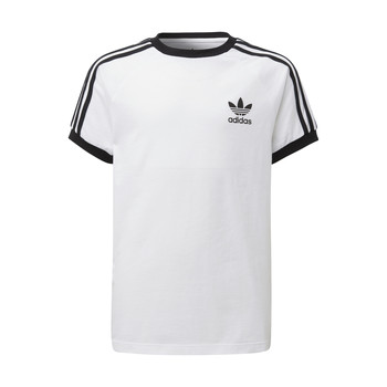 Abbigliamento Unisex bambino T-shirt maniche corte adidas Originals DV2901 Bianco