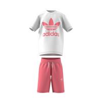 Abbigliamento Unisex bambino Completo adidas Originals COLIPA Bianco