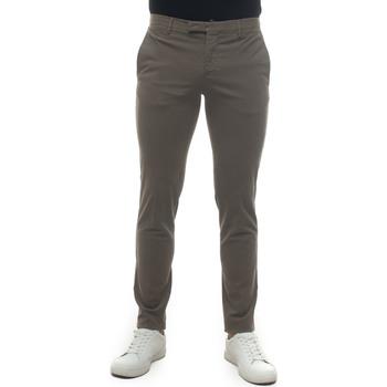 Abbigliamento Uomo Chino Pto5 COKTZEZ00CL1-RO040120 Fango