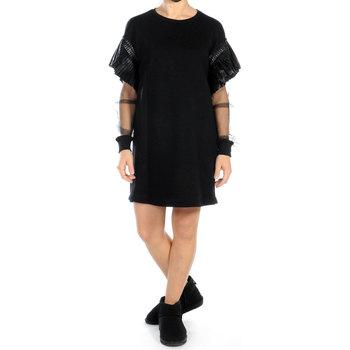 Abbigliamento Donna Abiti corti Jijil ABITO DONNA AB045/0FE0057 082 Nero