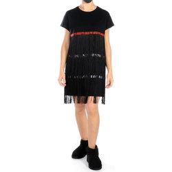 Abbigliamento Donna Abiti corti Jijil ABITO DONNA AB093/0FE0056 082 Nero