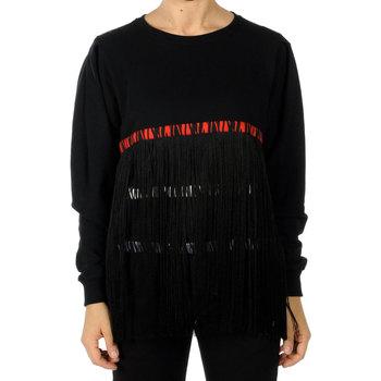 Abbigliamento Donna Felpe Jijil FELPA ML DONNA Nero