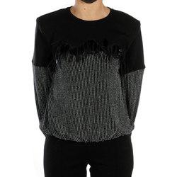 Abbigliamento Donna Felpe Jijil FELPA ML DONNA FP134/0MA0024 074 Nero