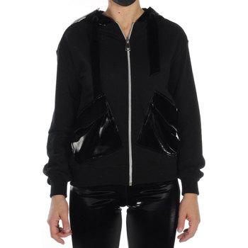 Abbigliamento Donna Felpe Jijil FELPA FULLZIP DONNA FP182/0FE0057 082 Nero