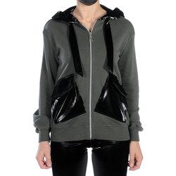 Abbigliamento Donna Felpe Jijil FELPA FULLZIP DONNA FP182/0FE0057 271 Verde