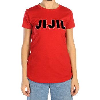 Abbigliamento Donna T-shirt maniche corte Jijil T-SHIRT MC DONNA TS235/0JE0081 175 Rosso