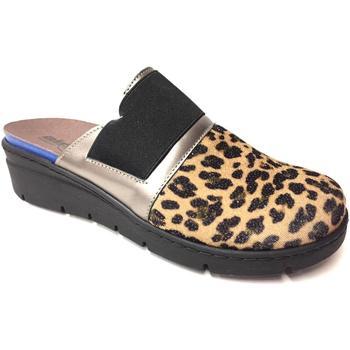 Scarpe Donna Pantofole Robert ATRMPN-23205 Oro