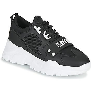 Scarpe Uomo Sneakers basse Versace Jeans Couture THANNA Nero