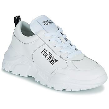 Scarpe Uomo Sneakers basse Versace Jeans Couture MINOTA Bianco