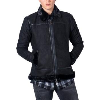 Abbigliamento Uomo Giubbotti Over-D OM220GB Nero