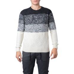Abbigliamento Uomo Maglioni Idra 3208220 Bianco