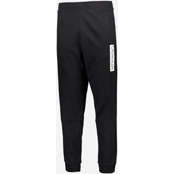 Abbigliamento Uomo Pantaloni da tuta Calvin Klein Jeans 00GMT0P706 Nero