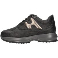 Scarpe Bambino Sneakers basse Hogan - Interactive h nero HXC00N00243FTI904A NERO