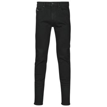 Abbigliamento Uomo Jeans skynny Diesel D-AMNY-SP4 Nero