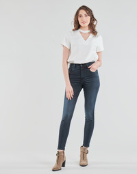 Abbigliamento Donna Jeans skynny Diesel D-SLANDY-HIGH Blu